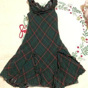 Ralph Lauren Christmas Dress